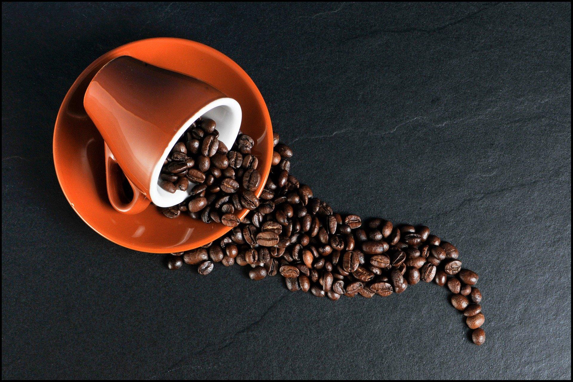 себе красивые картинки про кофе сцене его